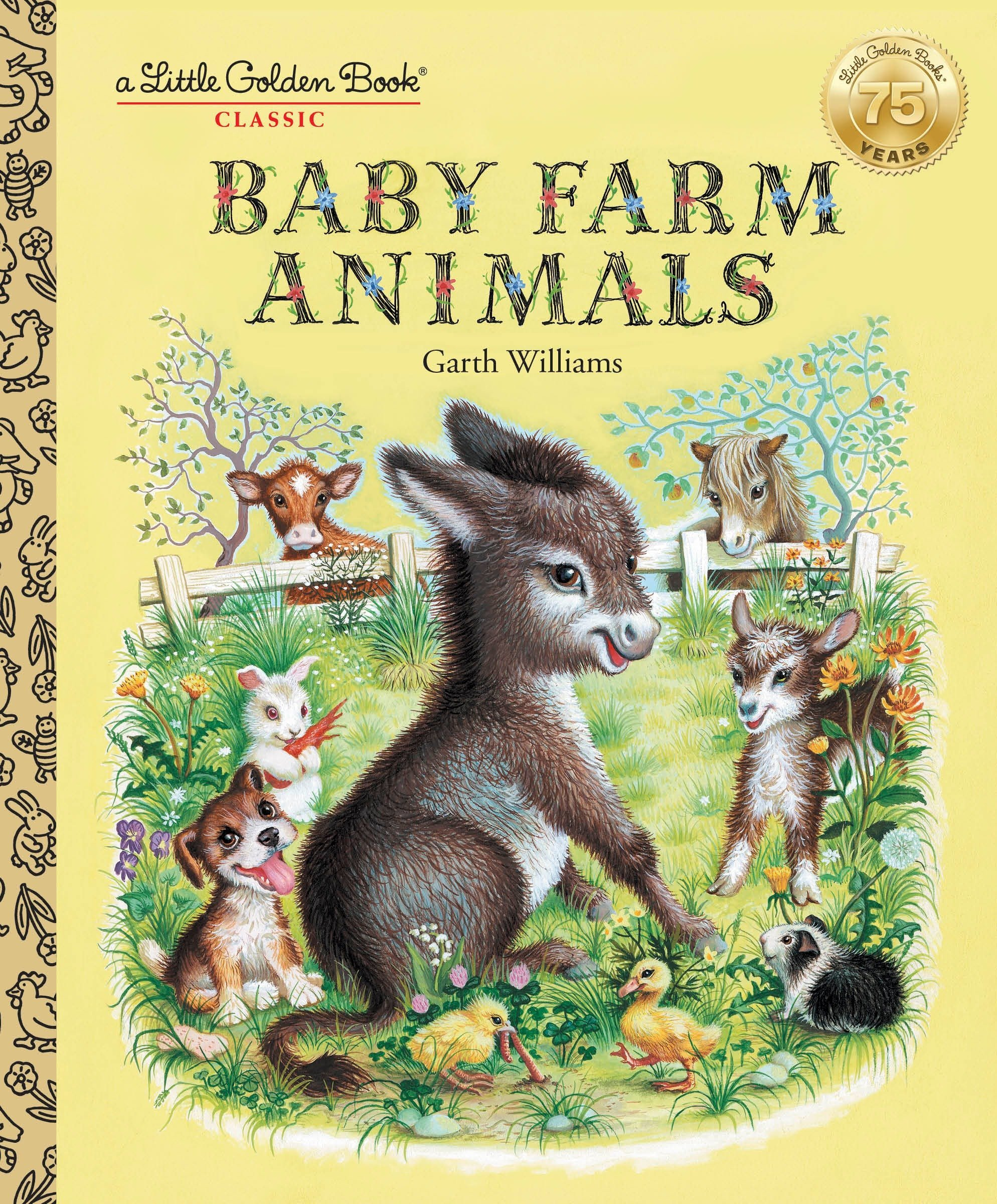 Baby Farm Animals (A Little Golden Book Classic) pdf