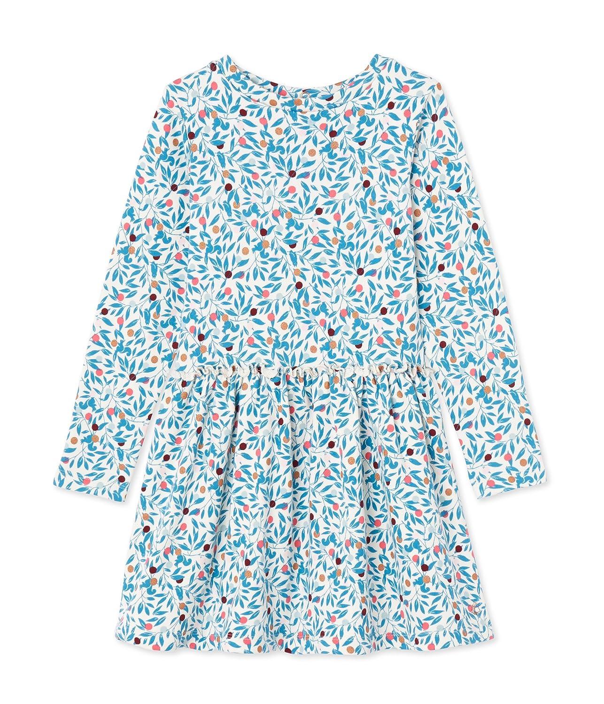 Petit Bateau Mädchen Kleid Robe Ml