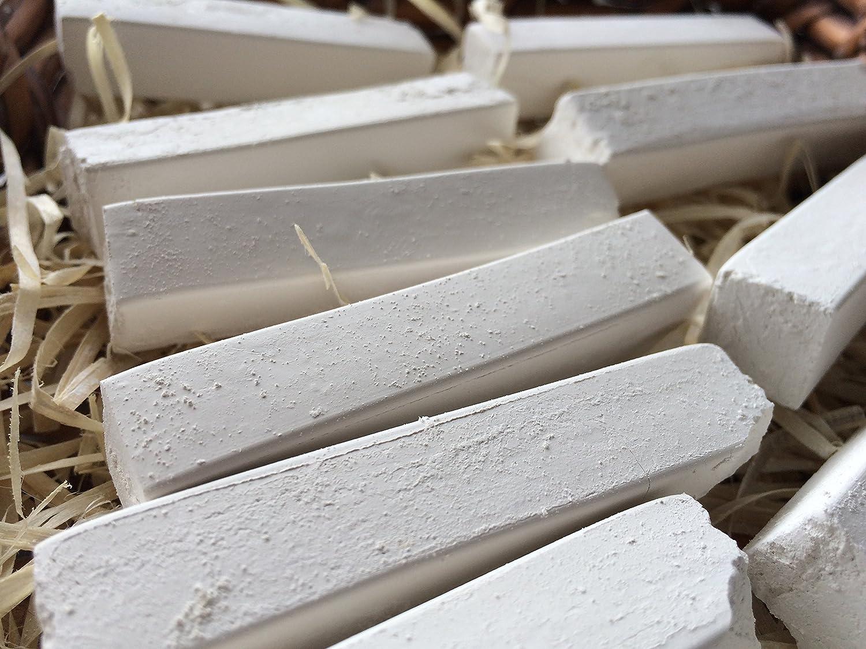 ANTOSHKA edible Chalk chunks natural for eating 220 g 8 oz