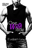 One Wild Ride (Cake Love)