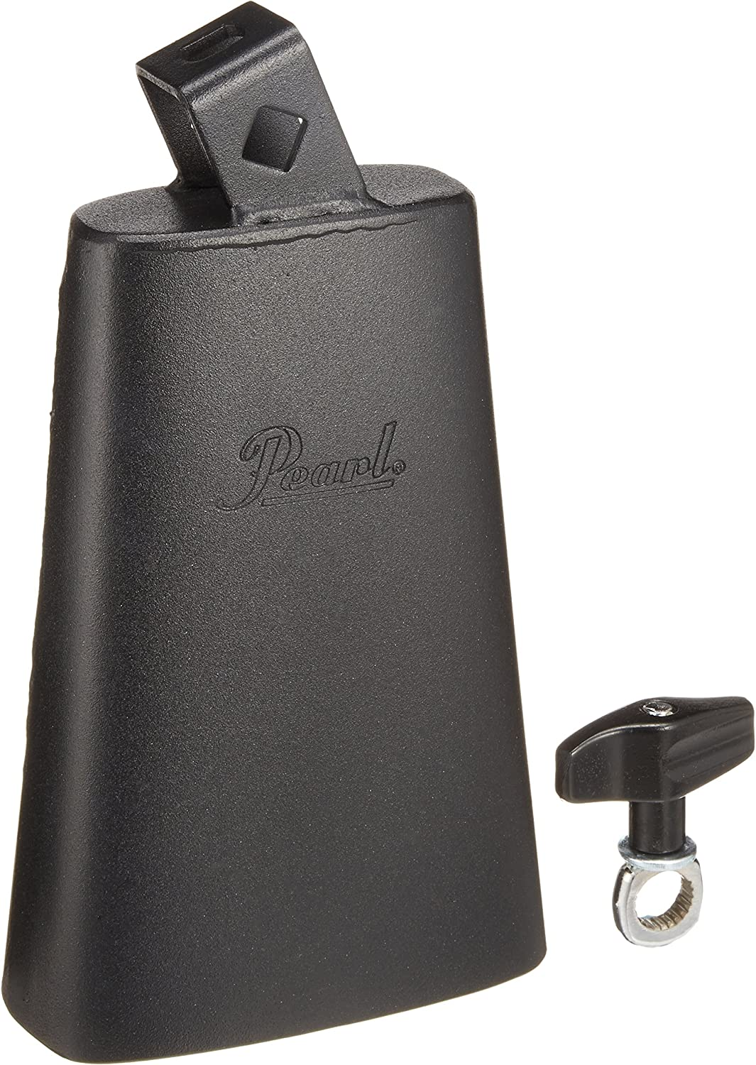 Pearl Bargain sale ECB-5 Fusion with Holder Cowbell 100% quality warranty