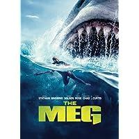 The Meg [DVD] [2018]