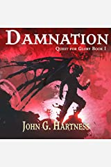 Damnation: Quest for Glory, Book 1 Audible Audiobook