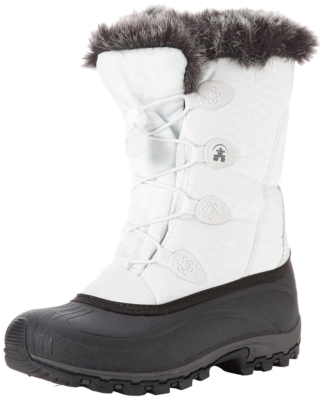 Kamik Women's Momentum Snow Boot B00AZOCGLW 11 B(M) US|White
