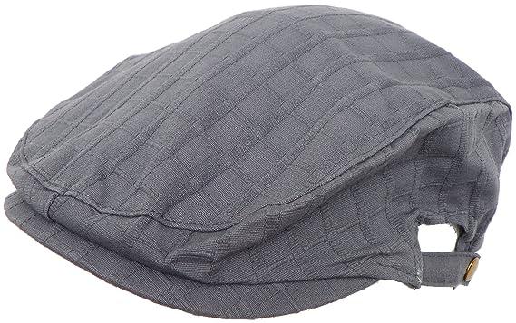 Headchange 100% Cotton Ivy Scally Cap (Grey Textured) at Amazon Men s  Clothing store  eb8cf4f99548