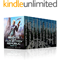 Agents of the Planetary Republic, Books 1-10