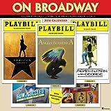 On Broadway 2018 Calendar