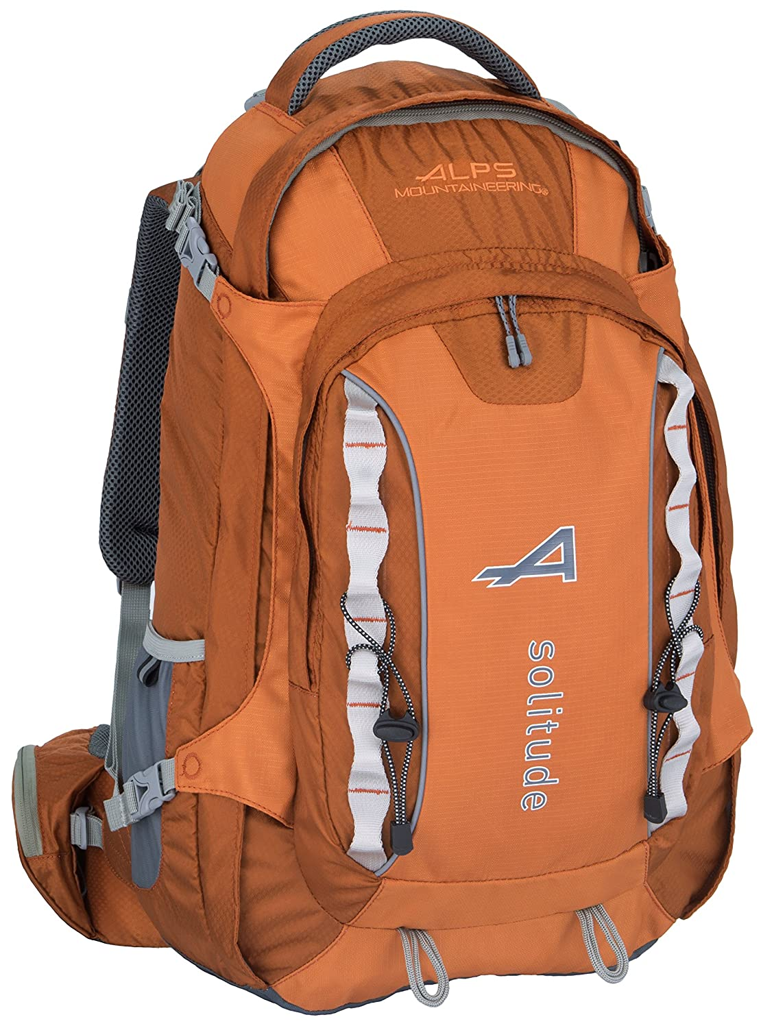 ALPS Mountaineering Solitude Daypack, Rust by ALPS Mountaineering B00FPQSBT6