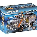 Playmobil - 5286 - Jeu de Construction - Camion des Agents Secrets