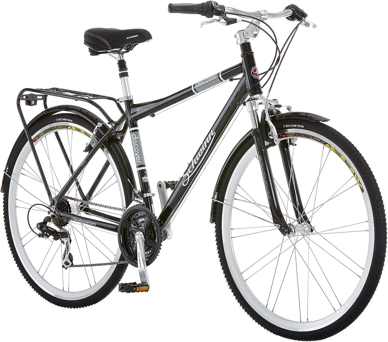 Schwinn Discover Men's Hybrid Bike