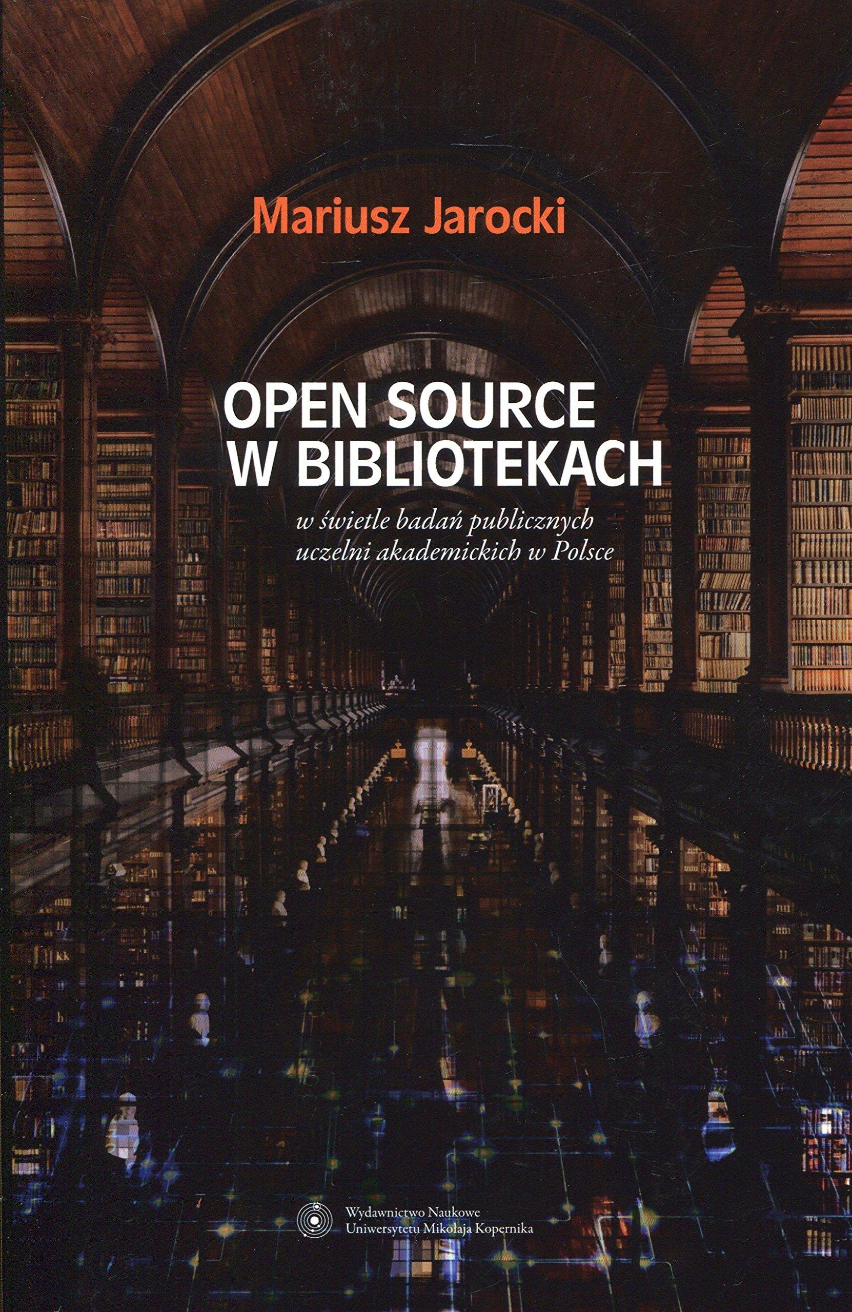 Open Source w bibliotekach ebook