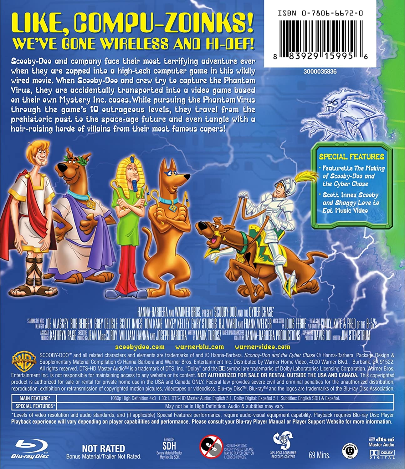 scooby-doo and the cyber chase movie free download