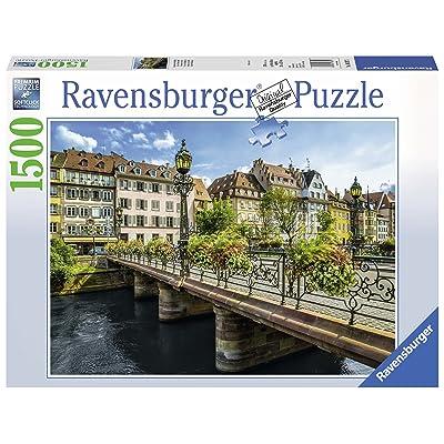 Ravensburger - Verano en Estrasburgo, 1500 piezas: Juguetes y juegos