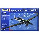 Revell Revell03981 Focke Wulf Ta 152 H Model Kit