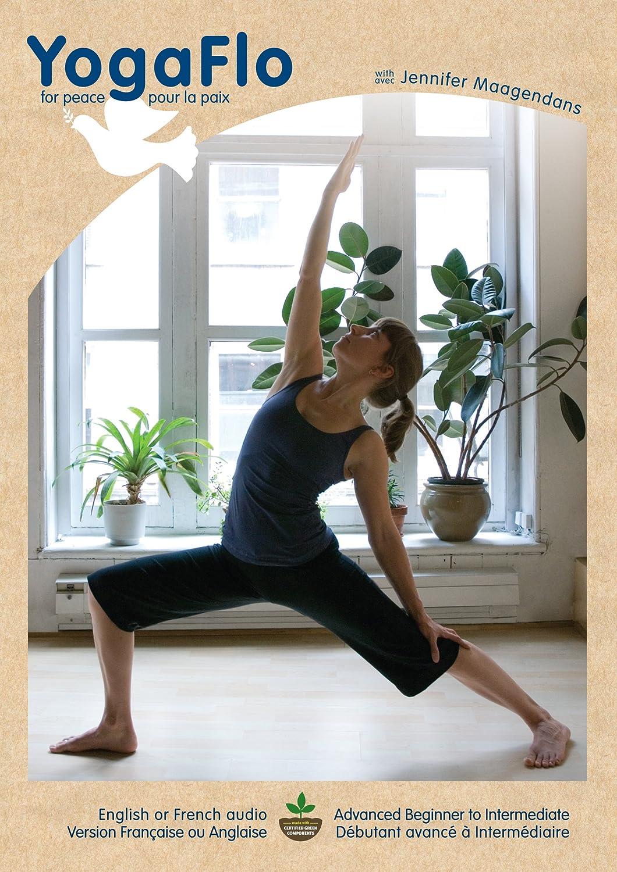 Amazon.com: Yoga Flo for Peace: Jennifer Maagendans, Jeanne ...