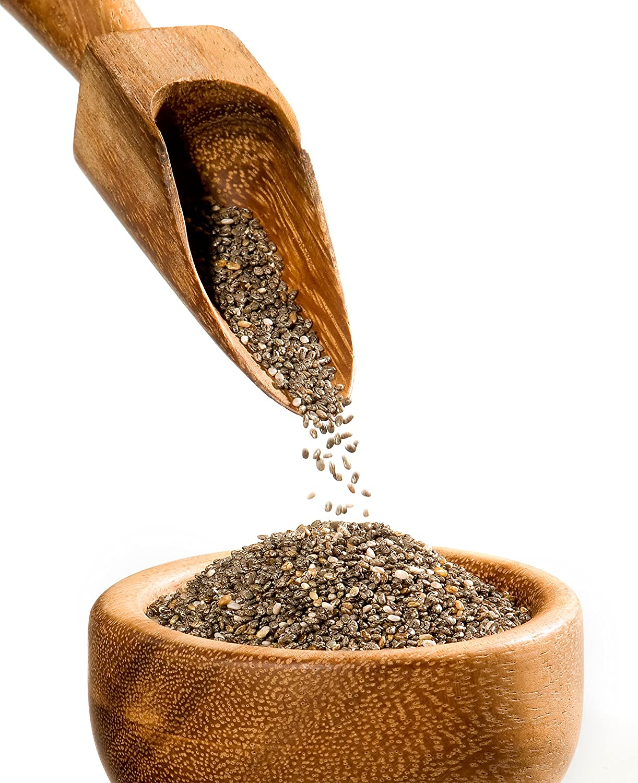 Semillas de Chia de Calidad Premium 5 x 1kg NATURACEREAL: Amazon ...