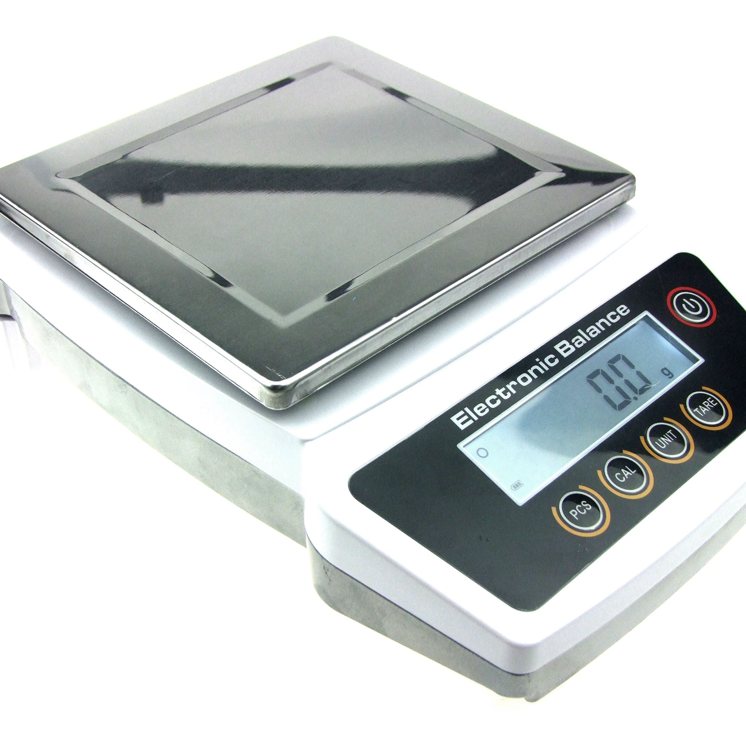 3000G x 0.1G Digital Precision Analytical Balance Lab Scale