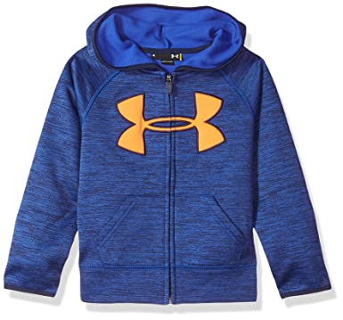 20af6709c4907 Amazon.com  Under Armour Boys  Big Logo Twist Hoody  Clothing