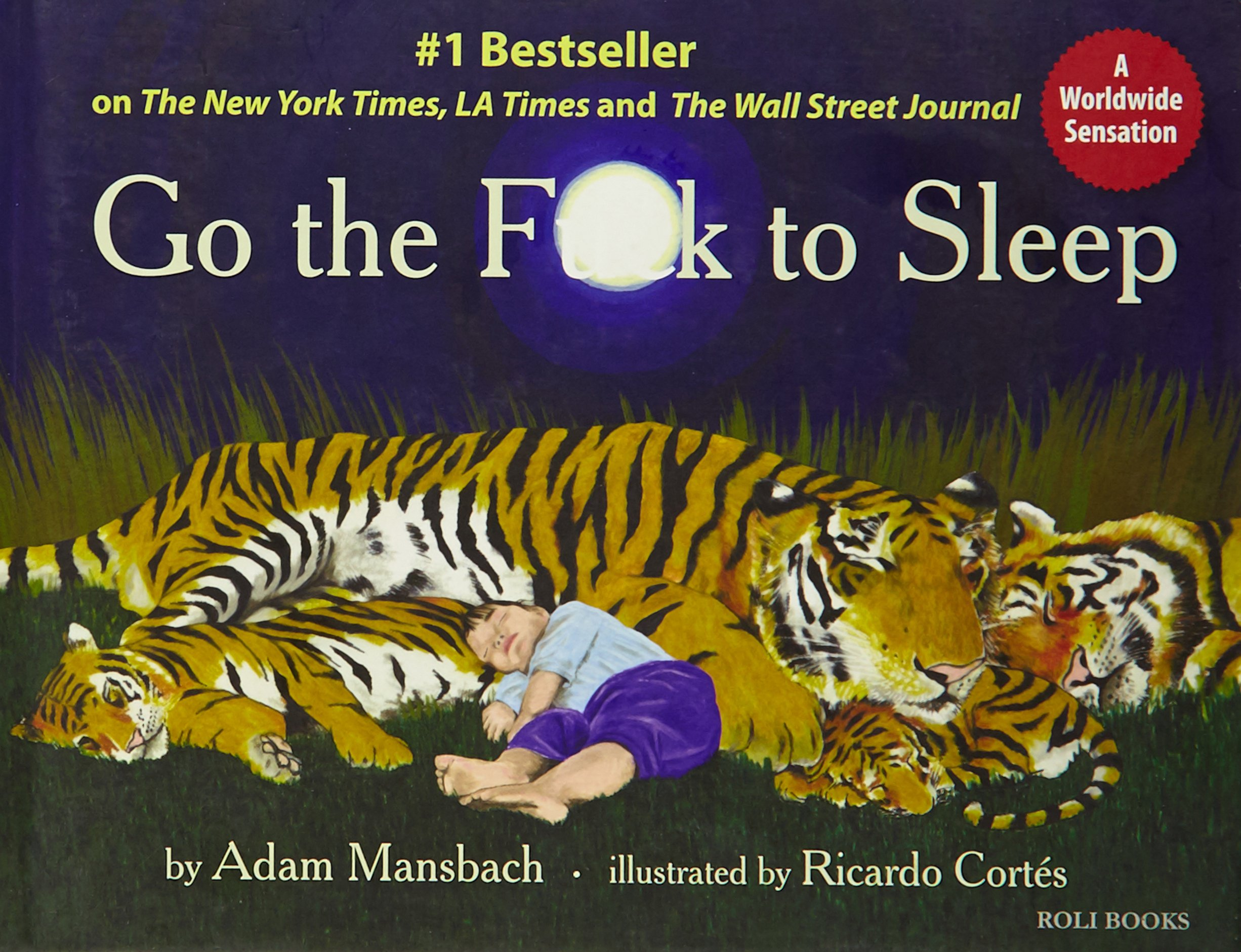 Top 10 Best go the f to sleep Reviews