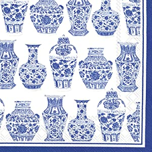 Boston International IHR Rosanne Beck Collections Cocktail Beverage Paper Napkins, 5