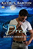 Drew: Justice Series ― Erotic Paranormal Romance