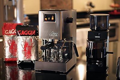 Key Features Of Gaggia 14101 Classic Espresso Machine