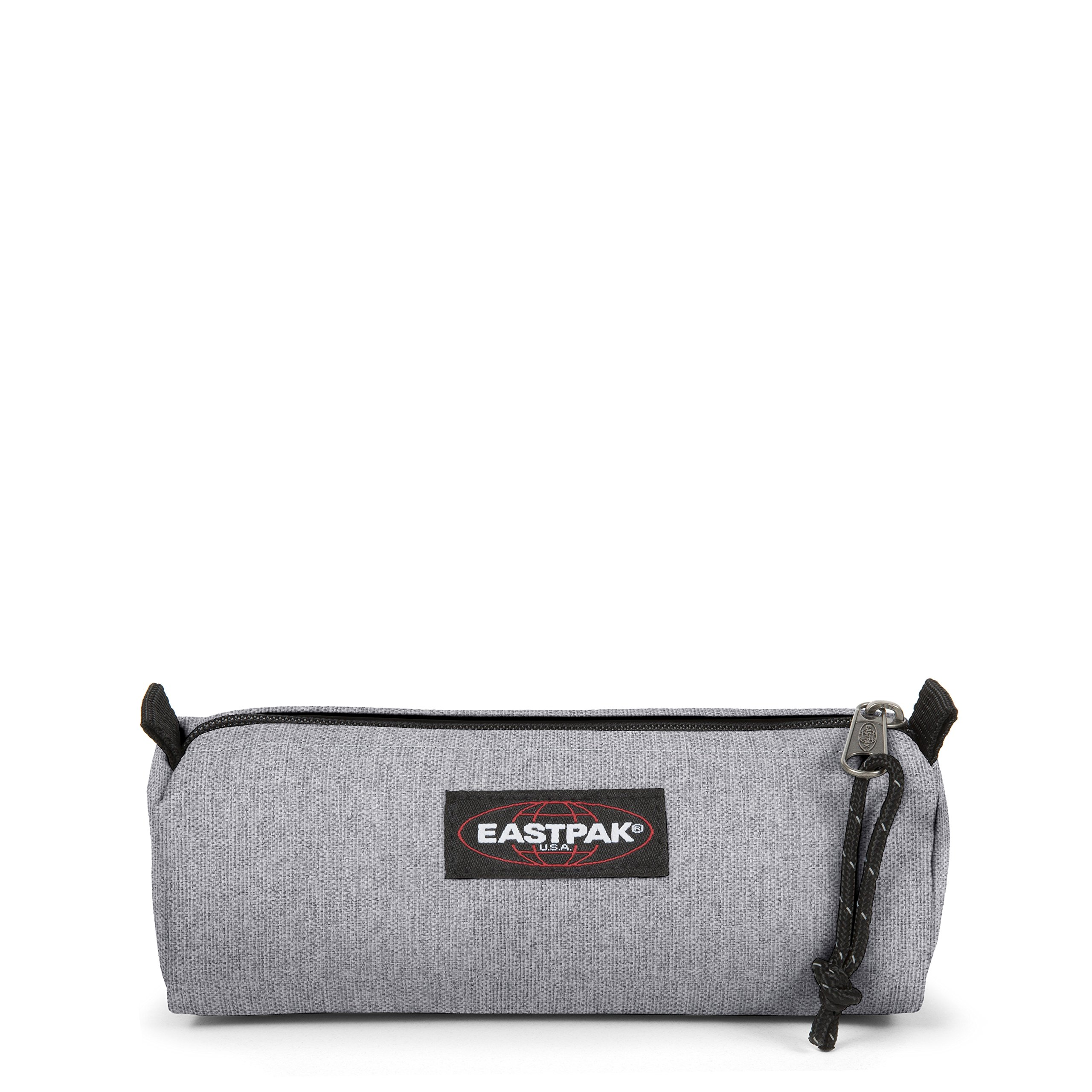Eastpak Benchmark Single Estuche, 6 x 20.5 x 7.5 cm, Gris (Sunday Grey)