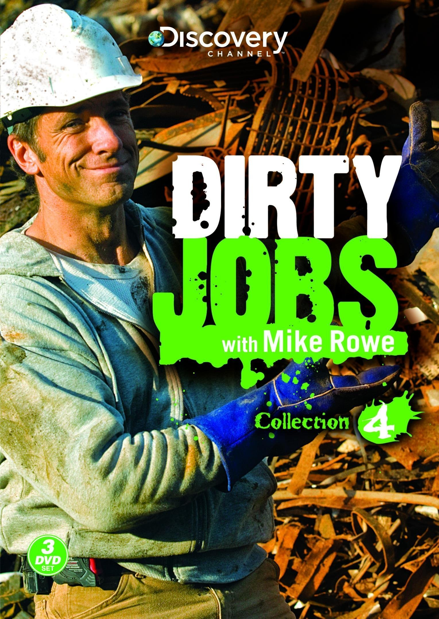Dirty Jobs: Collection 4 by Image Entertainment