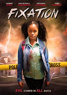 Book Cover: Fixation