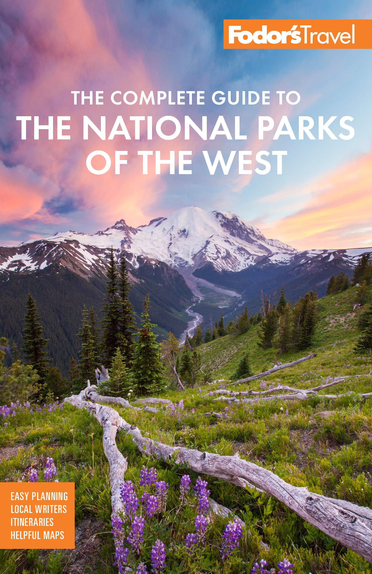 Image result for fodors complete guide to national parks of the westr
