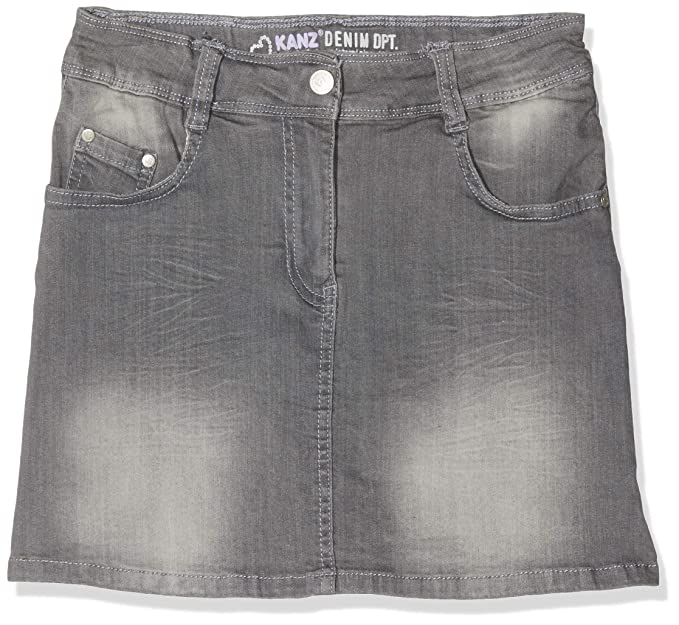 f0d076f65 Kanz Rock Jeans Falda para Niñas: Amazon.es: Ropa y accesorios