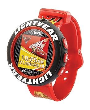 VTech 507203 Lightning Mcqueen Reloj de cámara