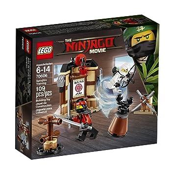 LEGO Ninjago Spinjitzu Training 70606 Building Kit (109 Piece)