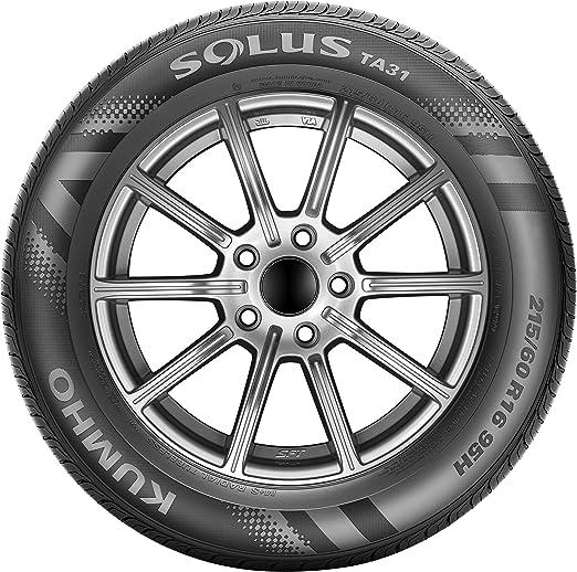Kumho Solus TA71 All-Season Tire 215//55R17 94V