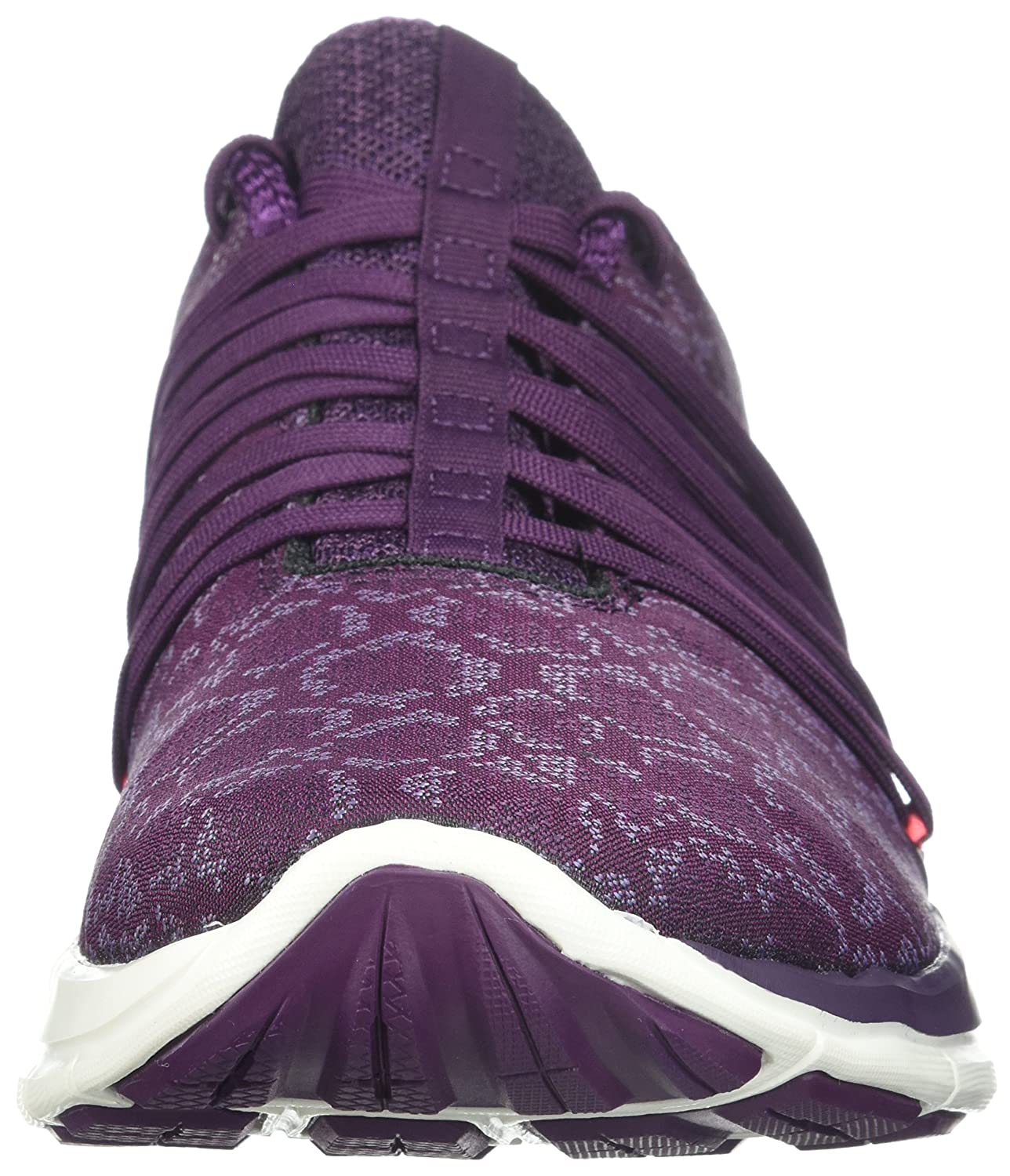 Under Armour Women's Charged Transit Running Shoe B072J3RS6Z 8.5 M US|Merlot (501)/Ivory
