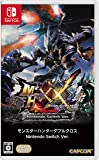 Monster Hunter XX Double Cross [Seulement En Japonais] Standard Edition [Nintendo Switch] [Import Japonais]