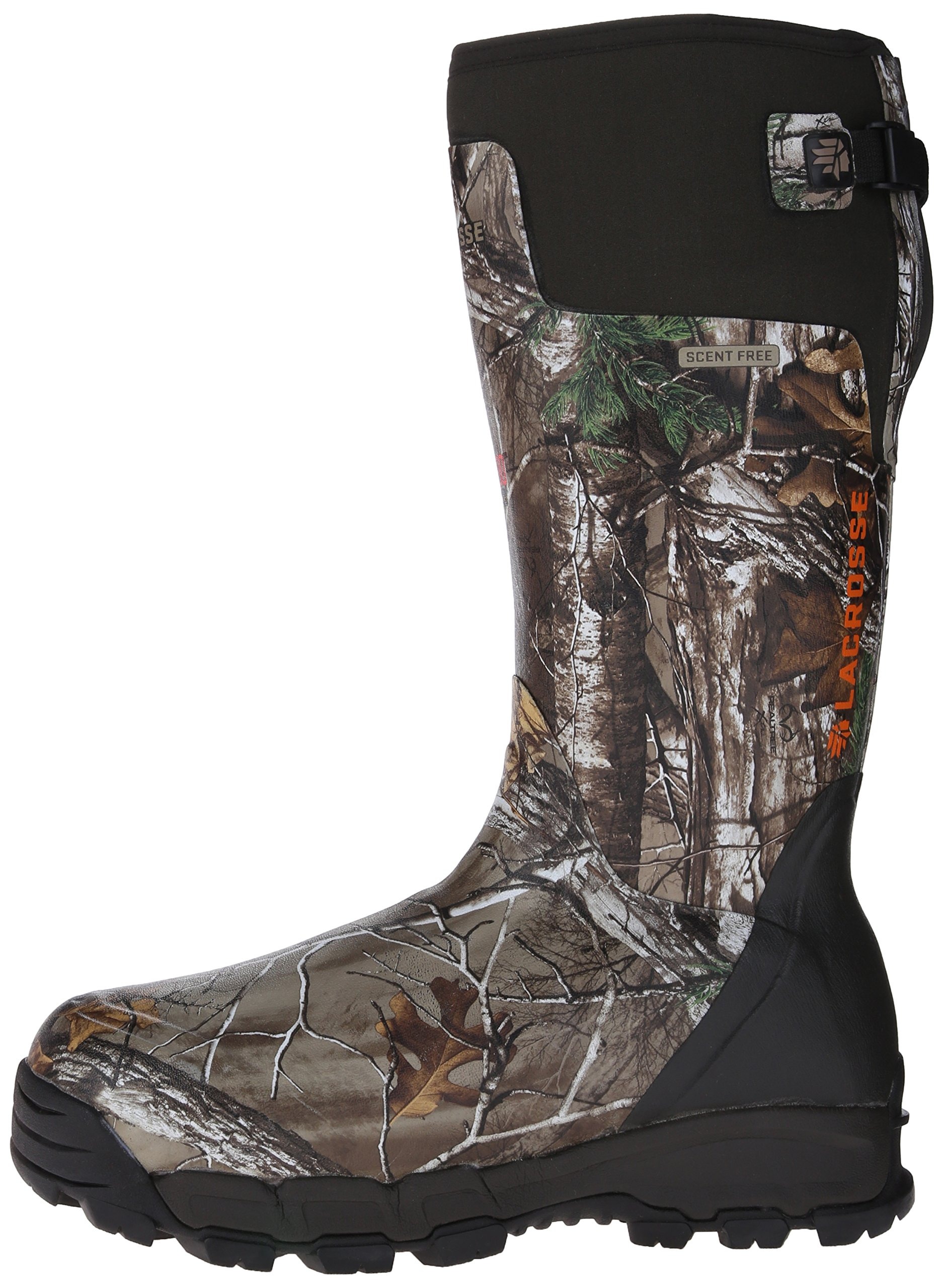 "LaCrosse Men's Alphaburly Pro 18"" 1600G Hunting Boot,Realtree Xtra,11 M US by Lacrosse (Image #5)"