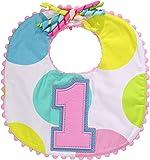 Mud Pie Baby Birthday Bib
