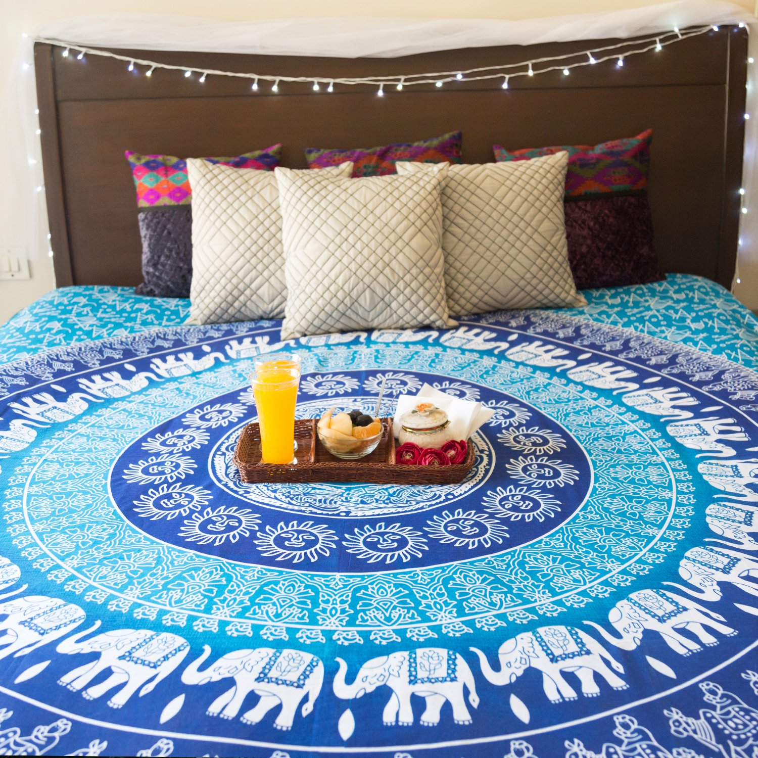 Mandala Bedding for Bedroom
