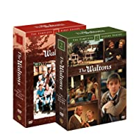 Waltons: Complete Seasons 1&2  (Side-by-Side) [Import]