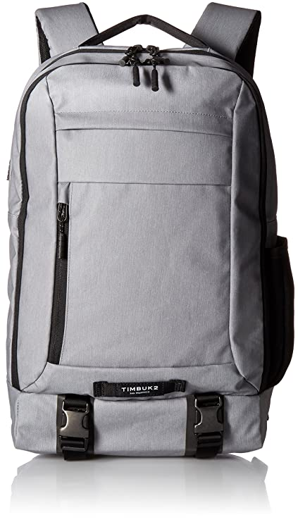 Amazon.com  Timbuk2 The Authority Pack, Fog, OS, Fog, One Size ... ab958f4eb3