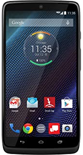 Motorola DROID Turbo XT1254, Black Ballistic Nylon 32GB (Verizon Wireless)