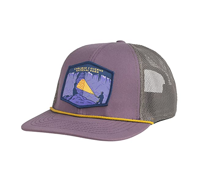 8315caf8 Amazon.com: Sendero Provisions Co. Crater Lake SPC150-2 National Park Hat,  Cedar/Teal Meshback, Adjustable: Sports & Outdoors