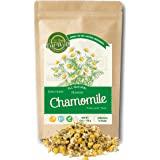 Chamomile Flowers Tea | 4 oz Reseable Bag | Chamomile Tea Loose Leaf | Extra Grade,Dried Chamomile Herbal Tea | Relax, Sleep