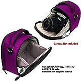 Laurel Travel Camera Bag Case for Nikon D Series