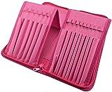 Paint Brush Holder - Organizer for 15 Long Handle
