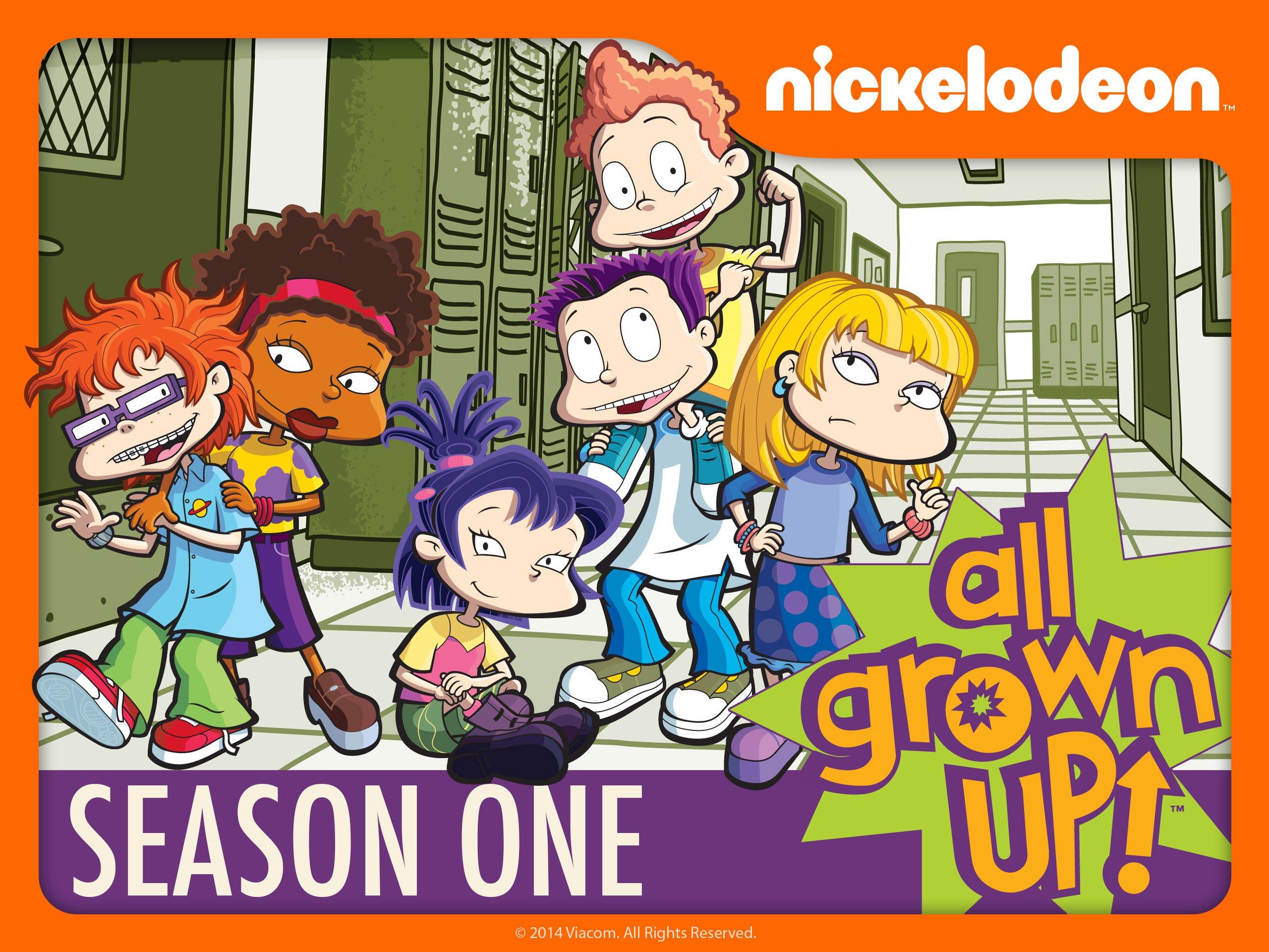 amazon com all grown up season 1 amazon digital services llc