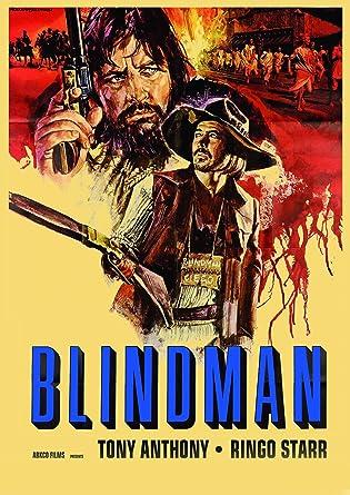 cec0f4107b4 Amazon.com  Blindman  Ringo Starr