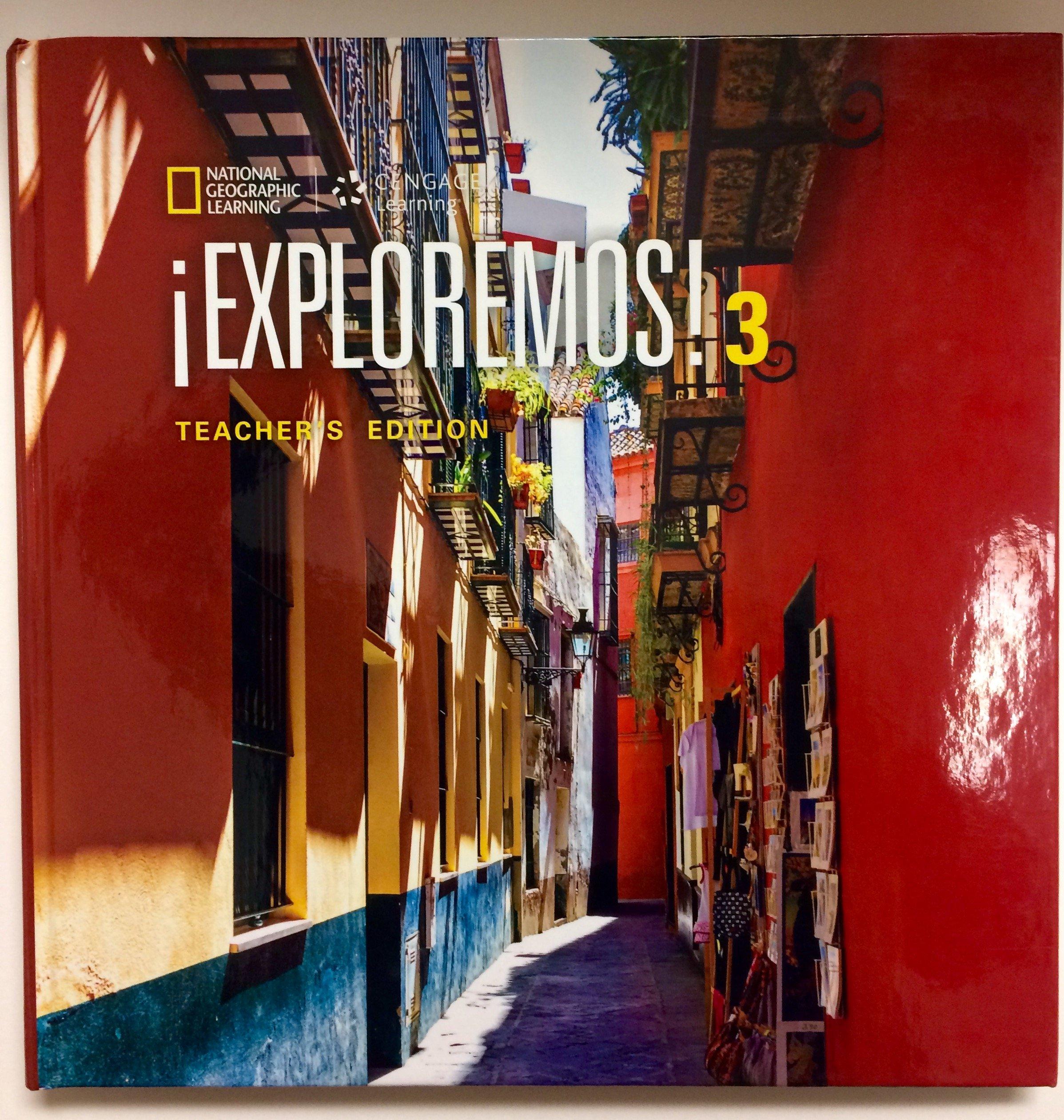 Read Online Exploremos! Nivel 3 pdf epub