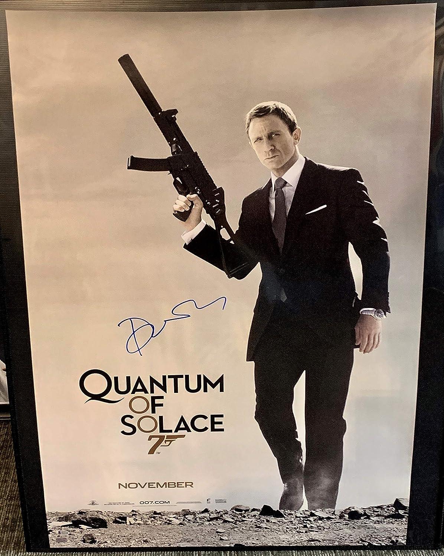 Daniel Craig +Autogramm+ ++James Bond 007+2
